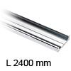 Linearführung 2400 mm Aluminium ungelocht Accuride DA0115-0240RC Schiene 2400/40/10