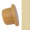 Abdeckkappen 90° Lamello Clamex, Kiefer Kst.-Kappen Ø 6 mm RAL 1014