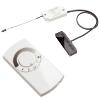 Call Me LED-Dimmer RC1 inkl. Empfänger 1-Kanal-Fernsteuerung RC1 weiß - Empf. CALL ME V17