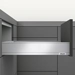Legrabox Schubkasten M Bausatz Länge/Tiefe 270 mm | seidenweiß | zum Schrauben