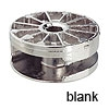 MAXIFIX 35 Verbinder ab 19 mm Zinkdruckg. blank Innensechskant Gehäuse Maxifix 35 / Zi. blank SW6