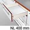 METABOX Teilauszug K, H 118 mm, NL 350-550 mm 320K4000C Teilauszug, NL 400 mm