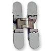 Verdecktes Türband Kubikina K6100, 3-dimensional verstellbar Scharnier matt chrom