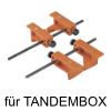ZML.3600 Reling-Körnerlehre Relinglehre für Tandembox Höhe M / K