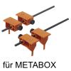 ZML.8000.02 Reling-Körnerlehre Relinglehre für Metabox Höhe M / K / H