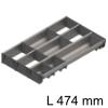 ZSI.500MI3 Schubkasteneinteilung Orga Set Besteck L 474 mm - B 297 mm
