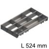 ZSI.550MI3 Schubkasteneinteilung Orga Set Besteck L 524 mm - B 297 mm