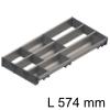 ZSI.600MI3 Schubkasteneinteilung Orga Set Besteck L 574 mm - B 297 mm