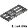 ZSI.650MI3 Schubkasteneinteilung Orga Set Besteck L 624 mm - B 297 mm