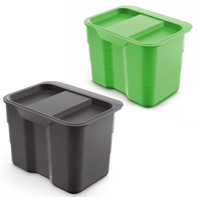 biobin Abfallsammler für Biomüll 15,15 Liter