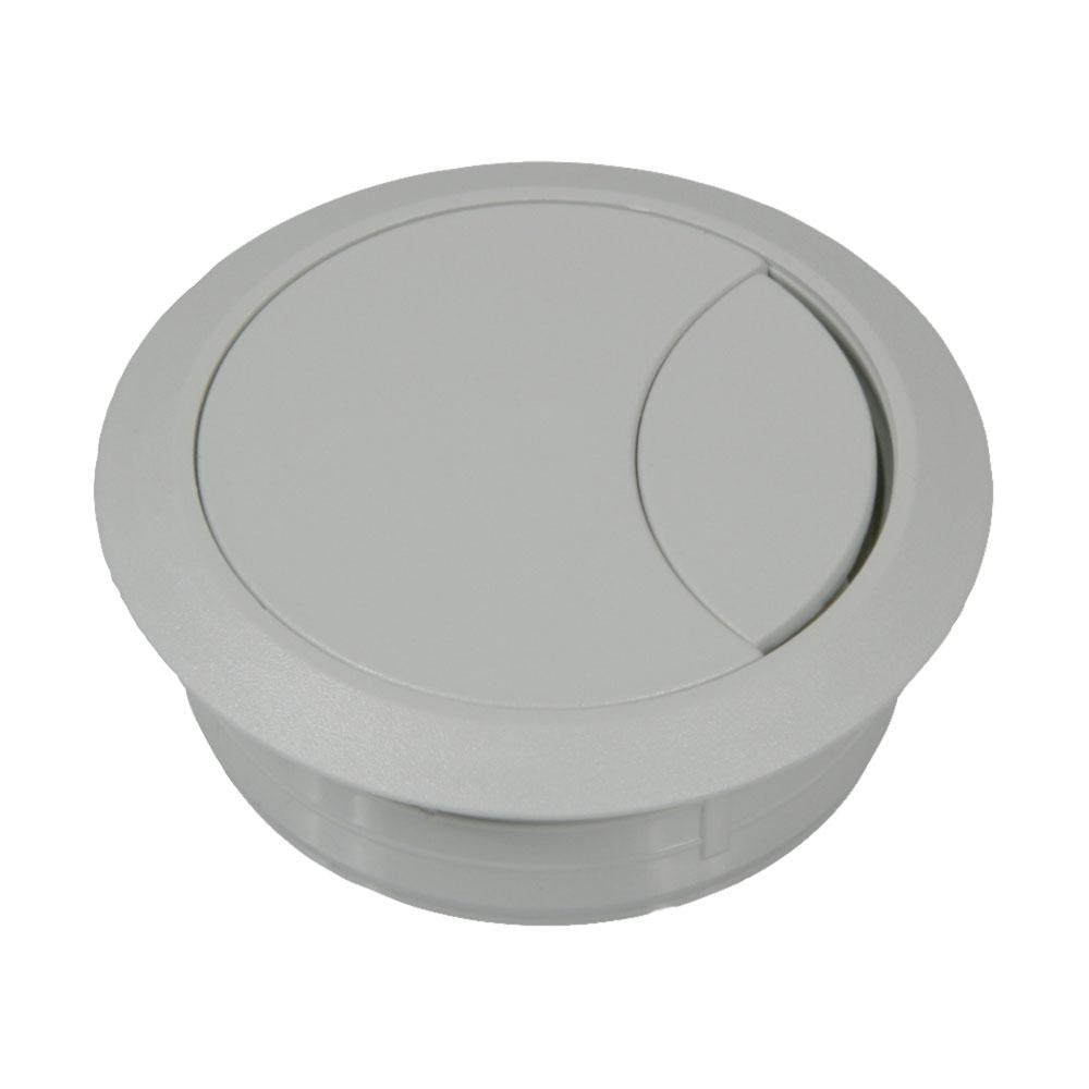 Kabeldose hellgrau 60/72 mm im LIGNO Shop kaufen