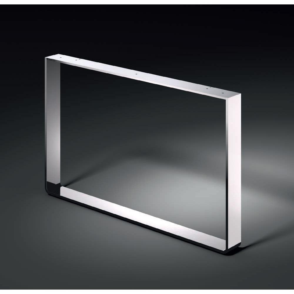 Kufe für Kücheninsel Edelstahl Profil 60 x 8 mm im LIGNO Shop kaufen